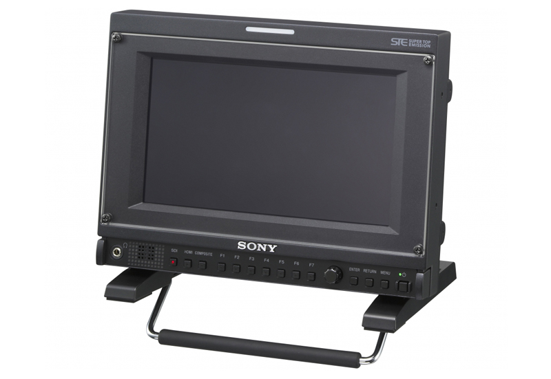 sony pvm 740