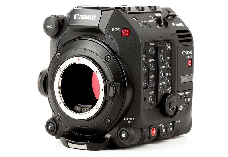 Canon C300 MKIII per sito Ouvert