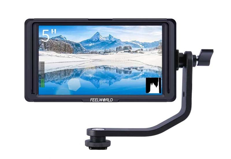 feelworld F5 per sito Ouvert