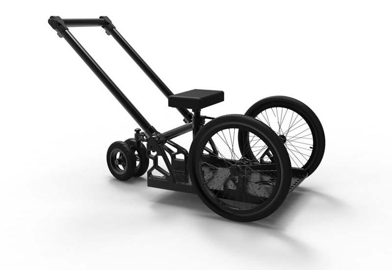 Raptor Rickshaw per sito Ouvert