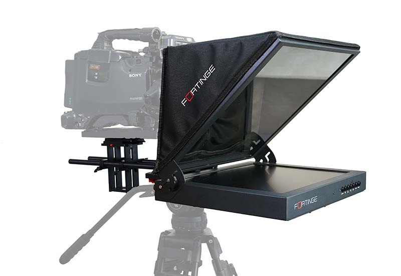 Teleprompter Fortinge per sito Ouvert